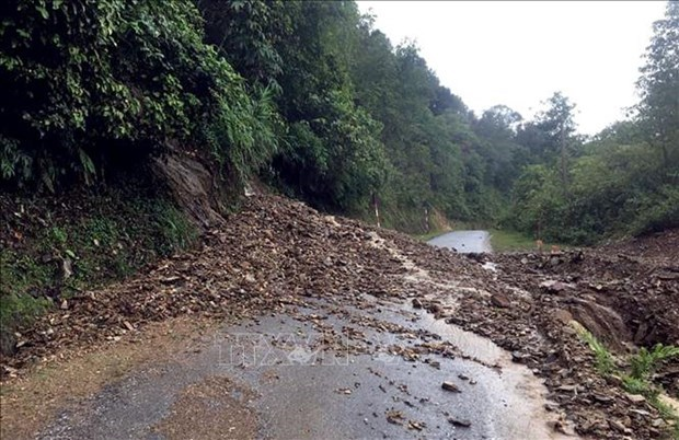 Flooding claims one life in Lao Cai hinh anh 1