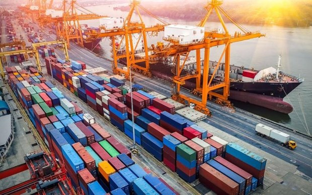Vietnam's exports up 25.5 pct in seven months hinh anh 1