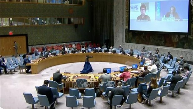 Vietnam calls for end to violence in West Bank hinh anh 1