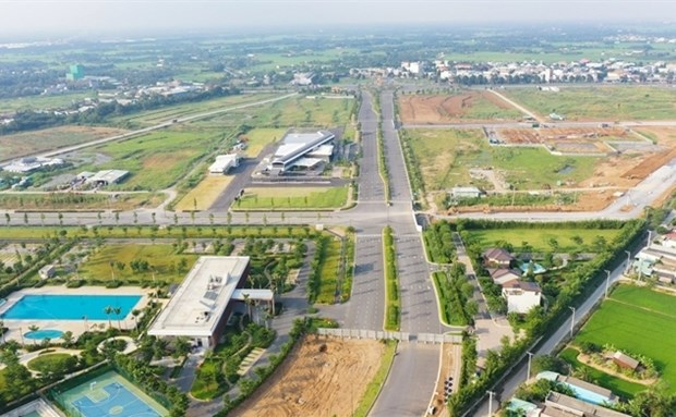 Vietnamese, Japanese firms shake hands in affordable housing project in Long An hinh anh 1