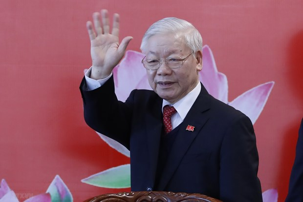 Party chief's article asserts soundness of Vietnam's path towards socialism: Chinese scholar hinh anh 1