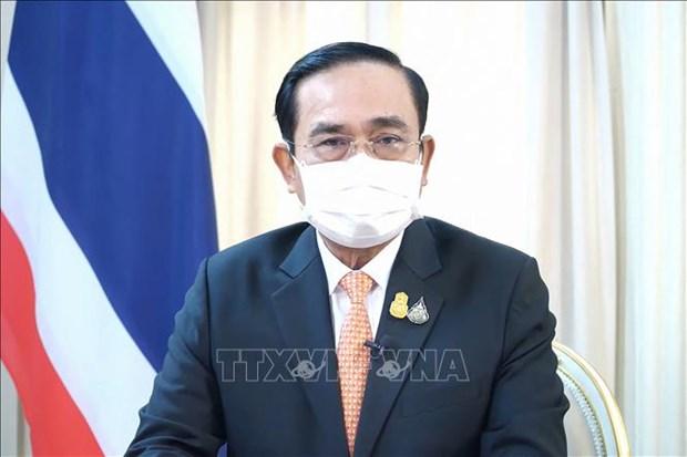 Thailand bans distribution of COVID-19 fake news hinh anh 1