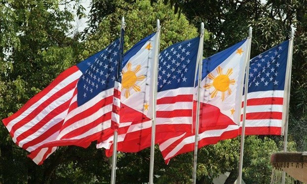 Philippines restores Visiting Forces Agreement with US hinh anh 1