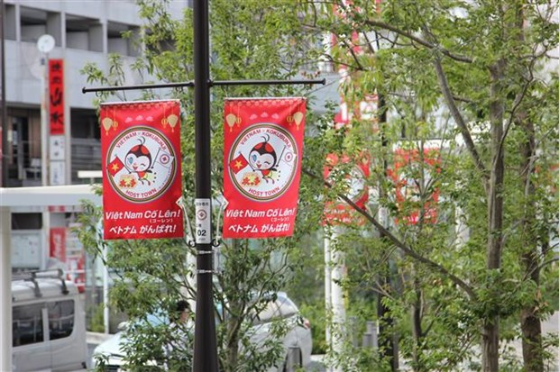 Japanese city popularises Vietnam ahead of Paralympic Games hinh anh 1