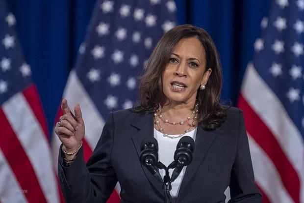 US Vice President Kamala Harris to visit Vietnam hinh anh 1