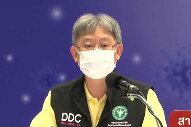 Thailand makes maximum effort to keep daily COVID-19 deaths under 200 hinh anh 1