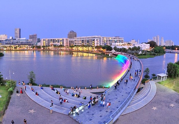 HCM City launches first International Photo Contest hinh anh 1
