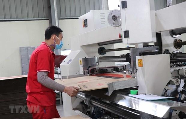Hơn 1.100 công ty trong các KCN Bắc Ninh hoạt động trở lại hinh anh 1