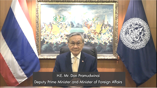 Thailand boosts ASEAN cooperation for comprehensive post-pandemic recovery hinh anh 1