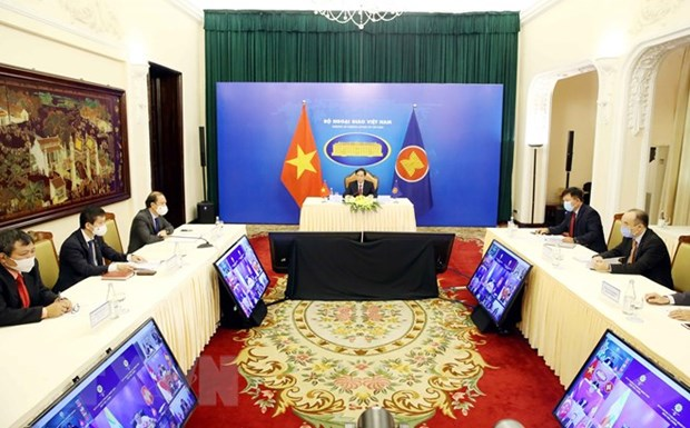 ASEAN Foreign Ministers to have hectic week hinh anh 1