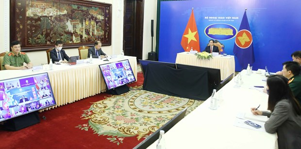 Vietnam attends 23rd ASEAN Political-Security Community Council Meeting hinh anh 2