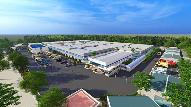 COVID-19 treatment hospital to be set up in Hanoi hinh anh 1