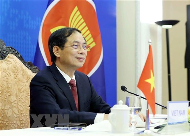 ASEAN commits to maintaining nuclear weapon-free region hinh anh 1