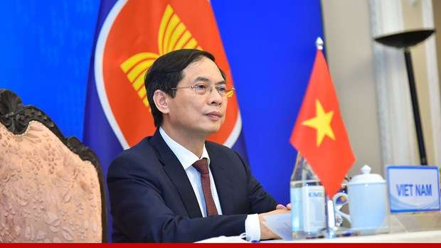 Vietnam welcomes proposal to elevate ASEAN-China relationship hinh anh 1