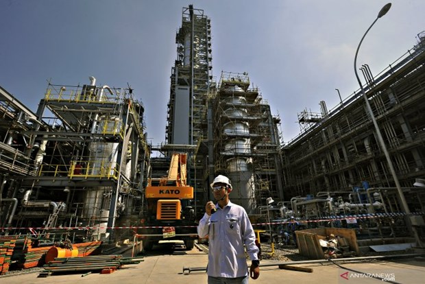 Indonesia attracts 1.7 bln USD investment in world's 2nd integrated petrochemical complex hinh anh 1