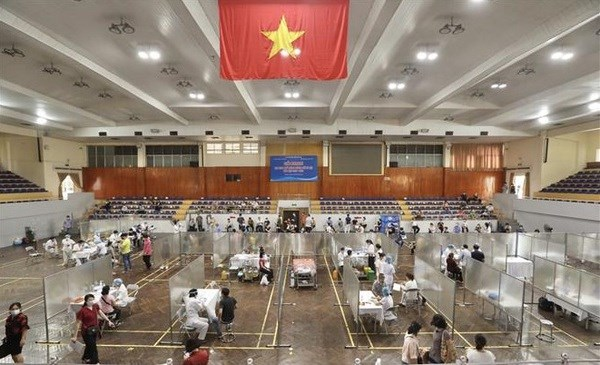 3,578 new COVID-19 cases confirmed on August 3 morning hinh anh 1