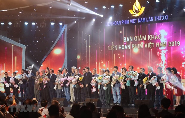 COVID-19 forces postponement of 22nd Vietnam Film Festival hinh anh 1