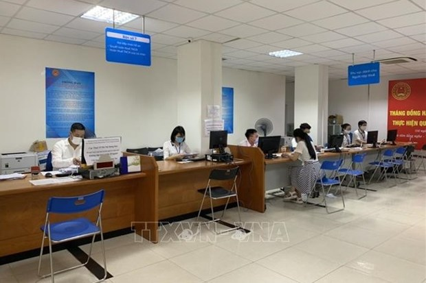 Taxation body to launch e-tax application for mobile devices this month hinh anh 1