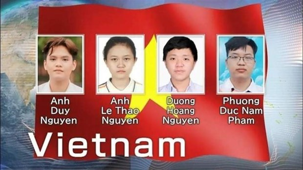 Vietnam secures three golds at International Chemistry Olympiad hinh anh 1