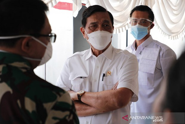 Indonesia formulates integrated roadmap for COVID-19 management hinh anh 1