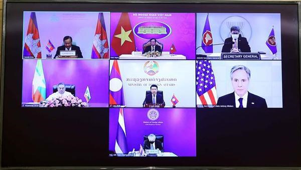 Vietnam highlights solutions for economic recovery in Mekong sub-region hinh anh 1