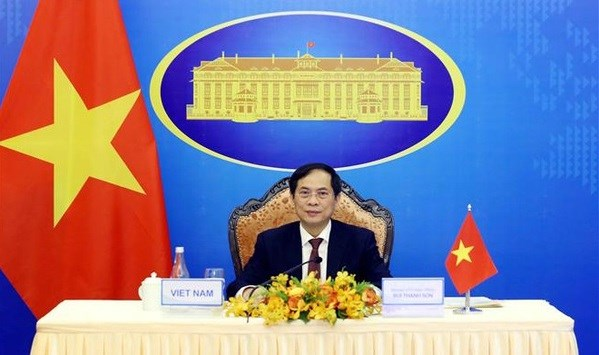 Vietnam highlights solutions for economic recovery in Mekong sub-region hinh anh 2