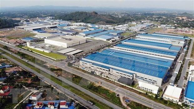 Industrial property segment sees rising FDI despite new COVID-19 outbreak hinh anh 1