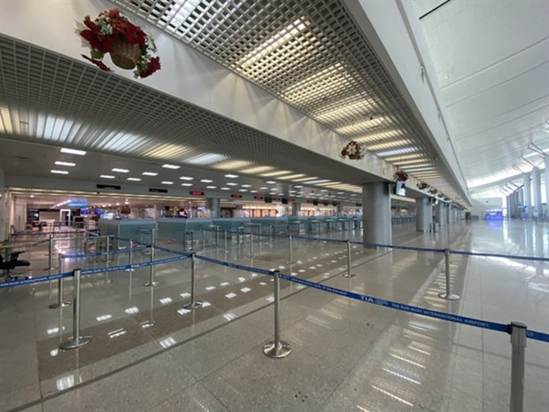 Airline industry at breaking point as virus strikes again hinh anh 1