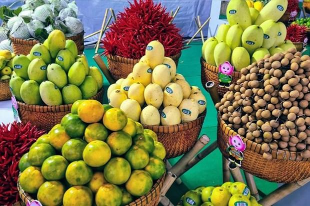 Farm produce exports grow strongly despite COVID-19 hinh anh 1