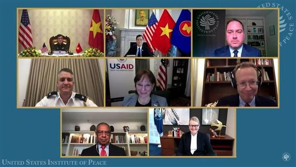 Vietnam wants to work closely with the US in settling war aftermaths: official hinh anh 1