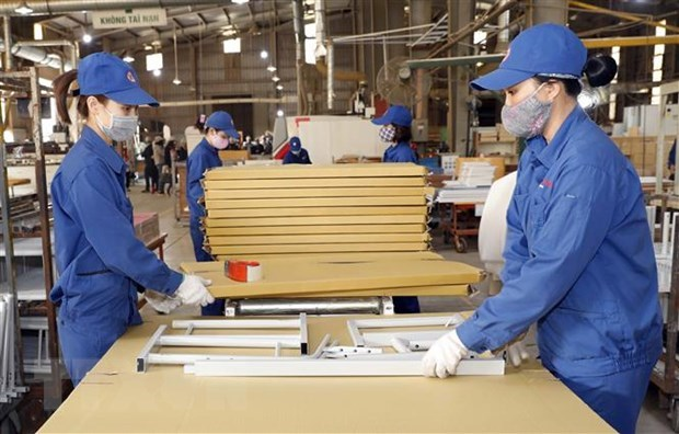 July industrial production hit hard by pandemic hinh anh 1