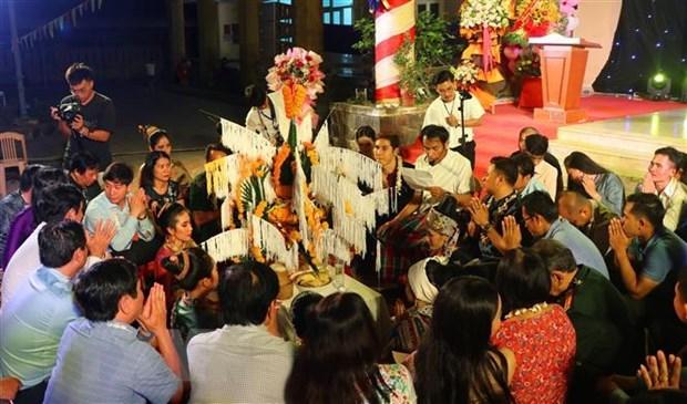 Laos, Vietnam ensure sustainable development of bilateral ties: PathetLao hinh anh 1