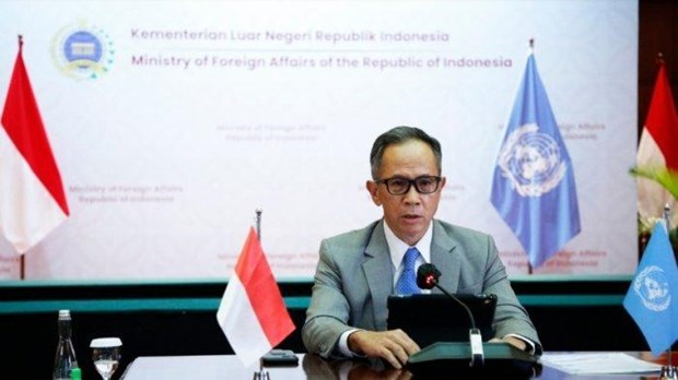 Indonesia proposes regional health mechanism hinh anh 1