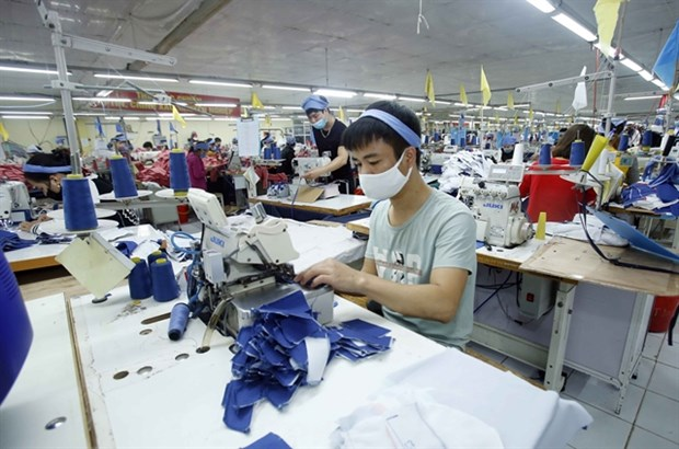 Over 30 percent of textile, garment operations on hold due to COVID-19 hinh anh 1