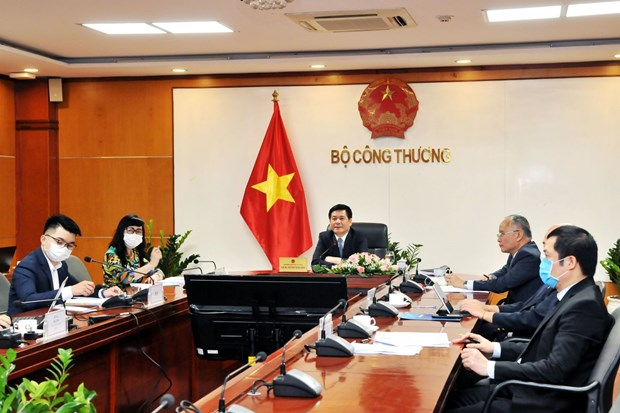 Vietnam asks China's Guangxi to facilitate cross-border trade hinh anh 1