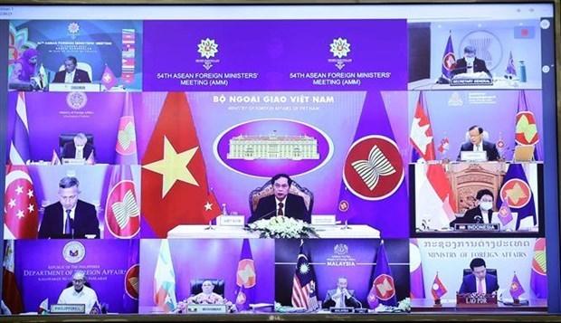 ASEAN, partners appreciate Vietnam's ideas, proposals: Spokeswoman hinh anh 1