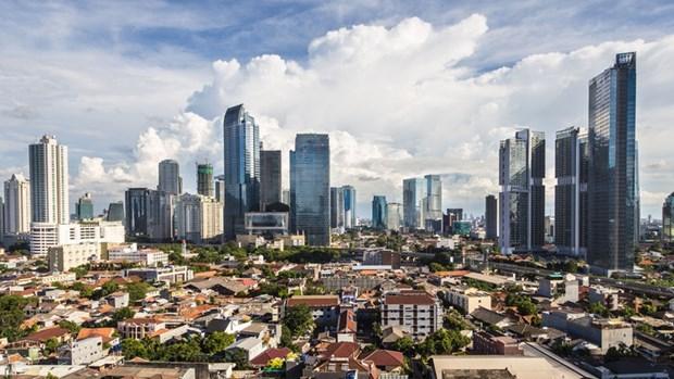 Ekonomi Indonesia tumbuh untuk pertama kalinya dalam lebih dari satu tahun