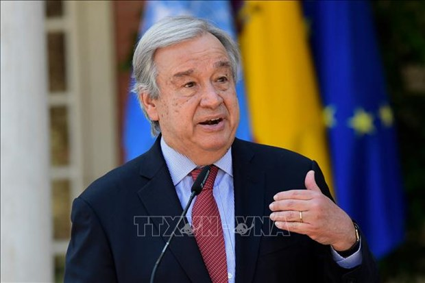 UN Secretary General, Malaysia welcome ASEAN's appointment of envoy to Myanmar hinh anh 1