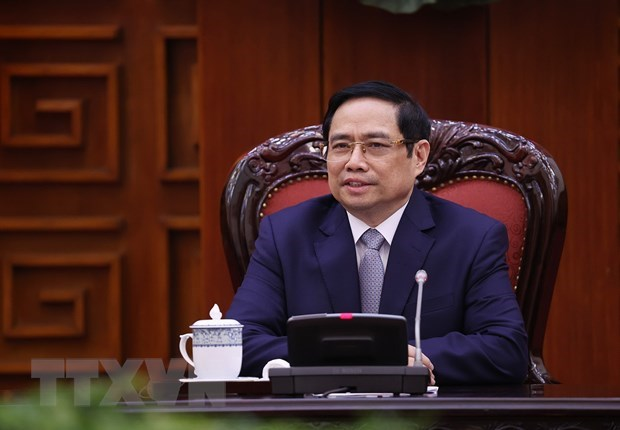 Congratulatory messages cabled on 45th anniversary of Vietnam – Thailand diplomatic ties hinh anh 1