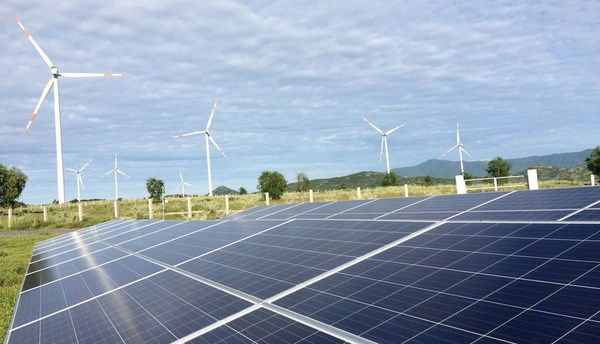 Vietnam, Germany bolster cooperation in renewable energy hinh anh 1