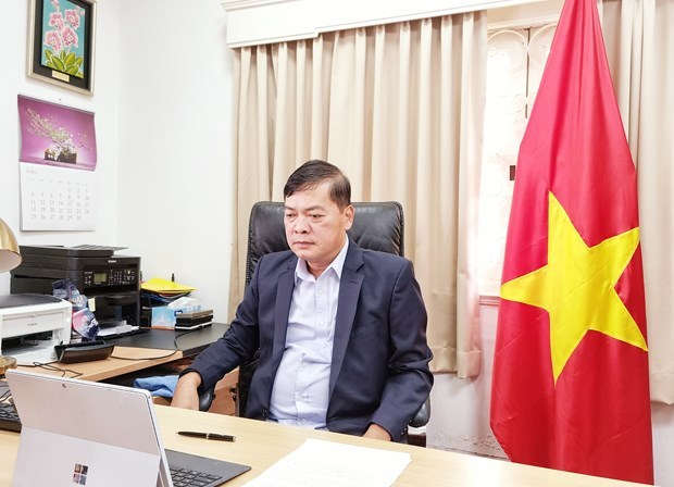 Vietnam prioritises FDI in high technology, innovation during its transformation: ambassador hinh anh 1