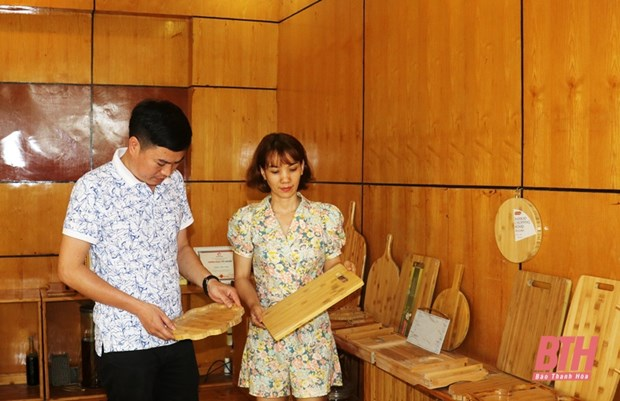 Thanh Hoa has 20 more OCOP products hinh anh 1