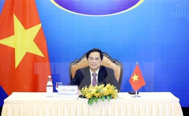 Japan's support to Mekong countries applauded hinh anh 1