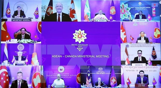 Thailand considers ASEAN and Canada