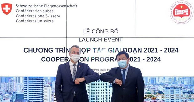 Switzerland offers Vietnam nearly 80 million USD for business climate improvement hinh anh 1