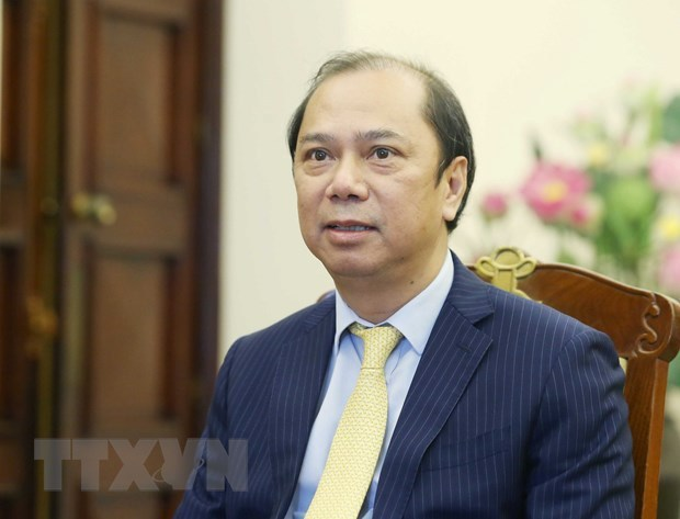 Deputy FM highlights higher awareness of ASEAN's values amid difficulties hinh anh 1