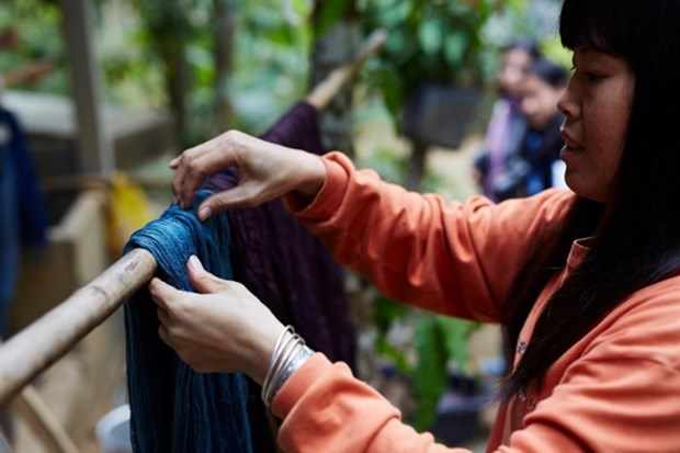 British Council grants for traditional handicraft producers utilising digital technology hinh anh 1
