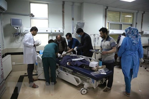 Vietnam condemns attacks on civilians in Afghanistan hinh anh 1