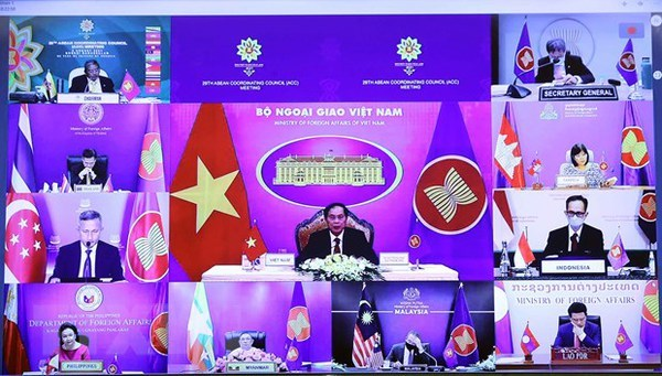 54th founding anniversary of ASEAN: Gold tested in fire hinh anh 1