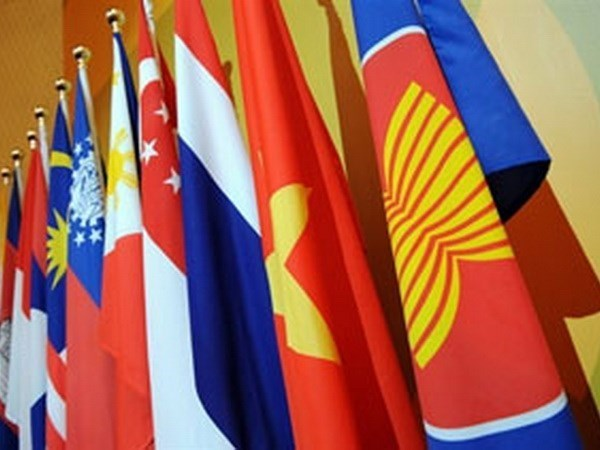 ASEAN marks 54th founding anniversary hinh anh 1